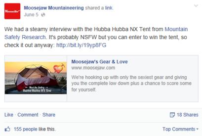 moosejaw tent promo 1